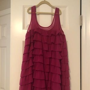 🌟Aerie ruffle party dress!🌟